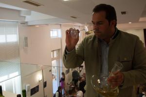 Arno Bergler verkostet südsteirische Weinraritäten.
