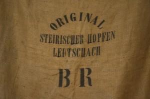 Leutschach ist das ideale Anbaugebiet für Hopfen.