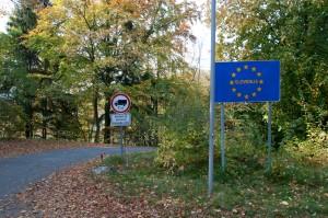 Erst das Gleichenberger Abkommen im Jahr 1953 regelte den kleinen Grenzverkehr.