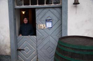 Elke Muster betreibt in der sechsten Generation die Kennmühle.