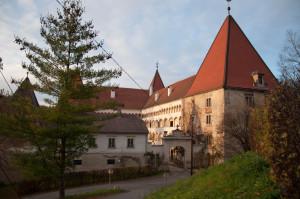 Das Schloss Spielfeld hat eine lebhafte Geschichte hinter sich.