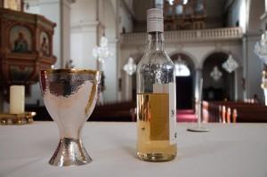 Der Wein spielt eine zentrale Rolle in der katholischen Kirche.