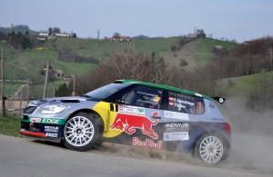Raimund Baumschlager hat die Rebenlandrallye 2014 gewonnen. Fotocredit: Harald Ilmer (IG Rallye)