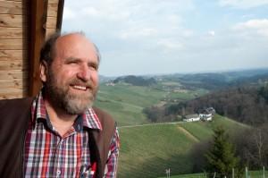Franz Pschait ist nach langen Reisen wieder in seine schöne Heimat zurückgekehrt um etwas aufzubauen.