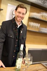 Peter Stelzl, Geschäftsführer (Foto: Ulrike Elsneg)