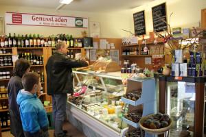 Klapothek - Bauernladen mit sehr großem Zusatzangebot! (Foto: Ulrike Elsneg)