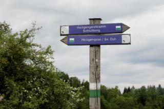 Heiligengeistklamm (Foto: Ulrike Elsneg)