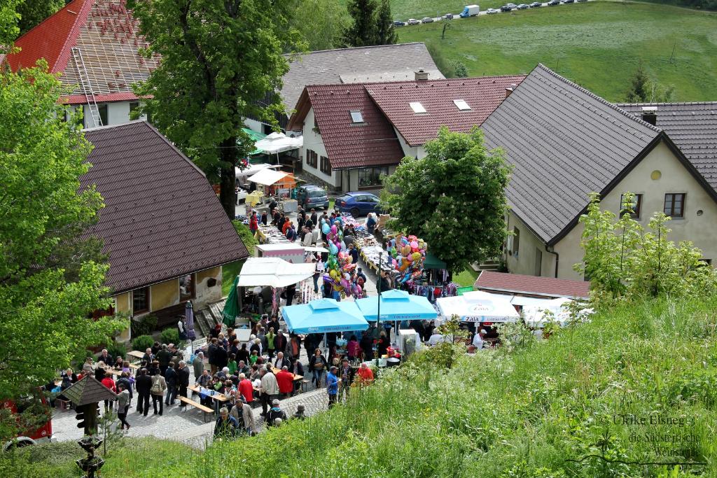 Heiligengeistklamm - Pfingsten (Foto: Ulrike Elsneg)