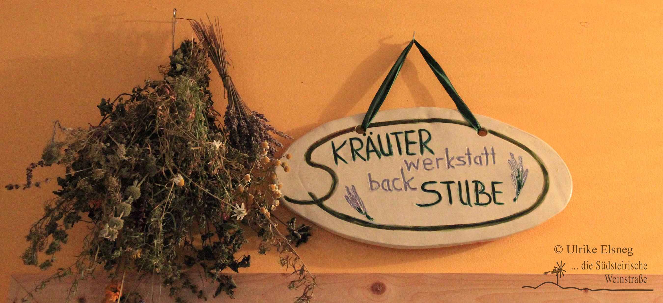 Kräuterstube Serschenhof - Tertinjek (Foto: Ulrike Elsneg)