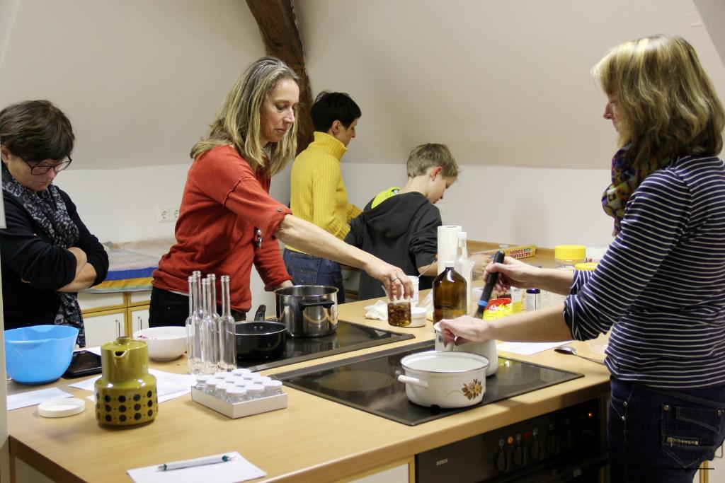 Kräutergeschenke - Anita Winkler - Kraut und Ruabn (Foto: Ulrike Elsneg)