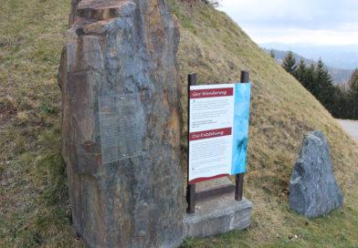 Geowanderung in Oberhaag – neue Ein- und Ausblicke