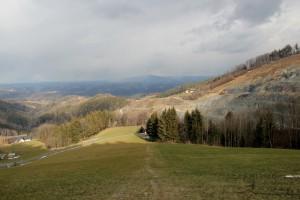 Geowanderung in Oberhaag (Foto: Ulrike Elsneg)