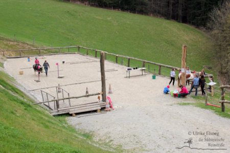 Reitkinder Schnuppertag - Green Hill Ranch (Foto: Ulrike Elsneg)