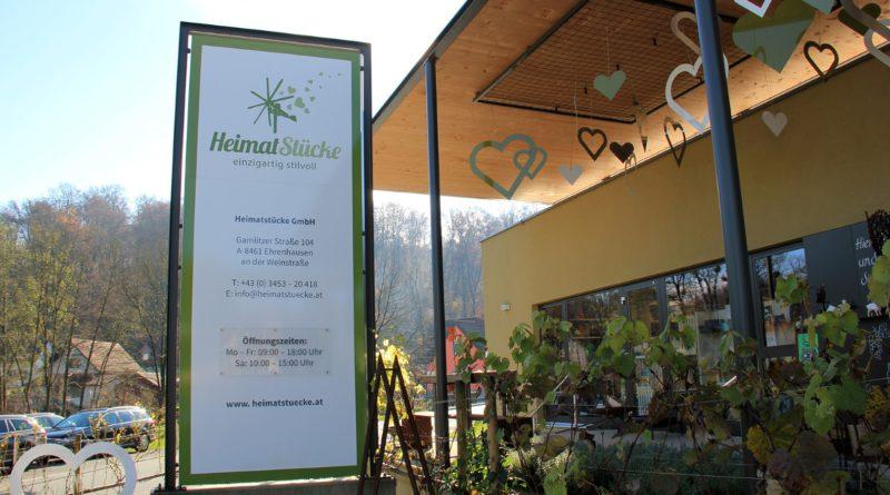 Ein Stück Heimat als Geschenk – Heimatstücke in Ehrenhausen