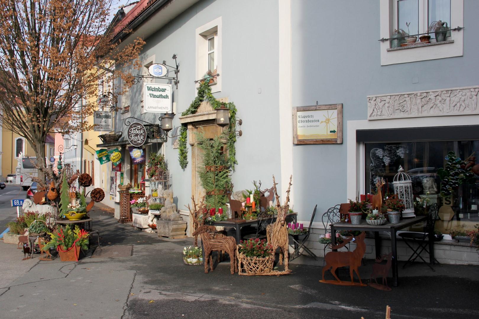 Klapotetz im Advent – Hochstrasser in Ehrenhausen a.d.W.